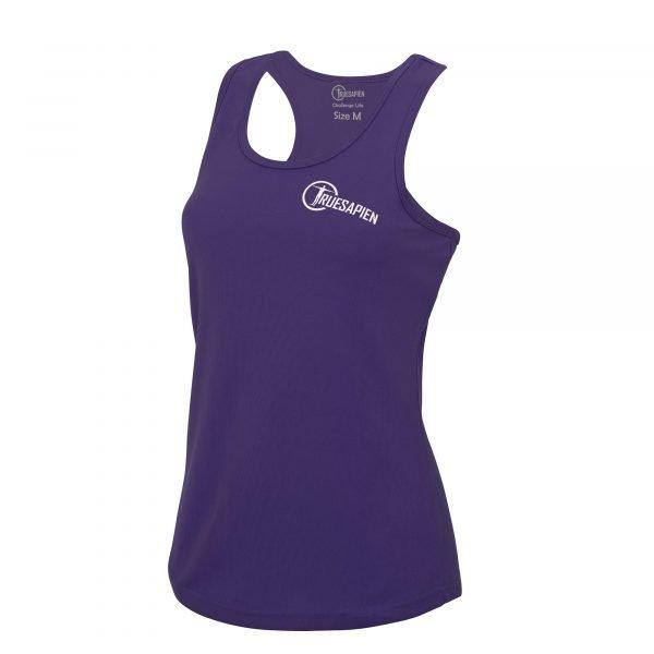 truesapien-womens-gym-fitness-running-vest-wicking-purple